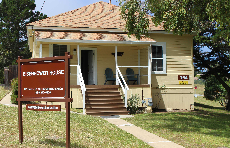 Eisenhower House Photos
