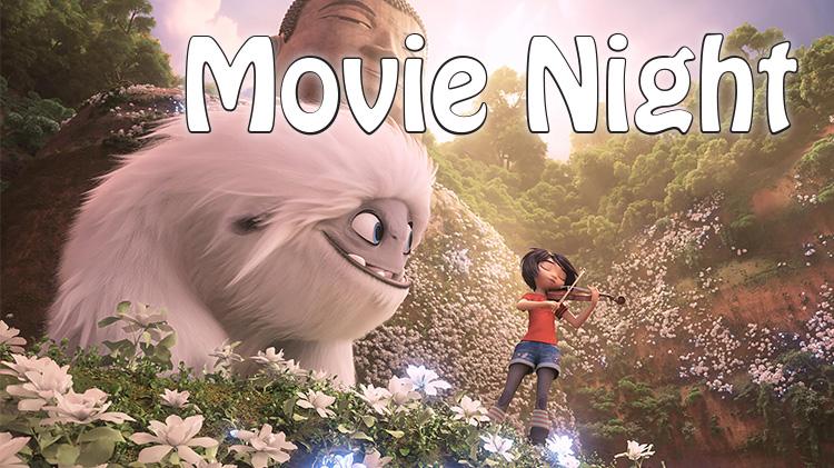 EFMP - Movie Night - Abominable