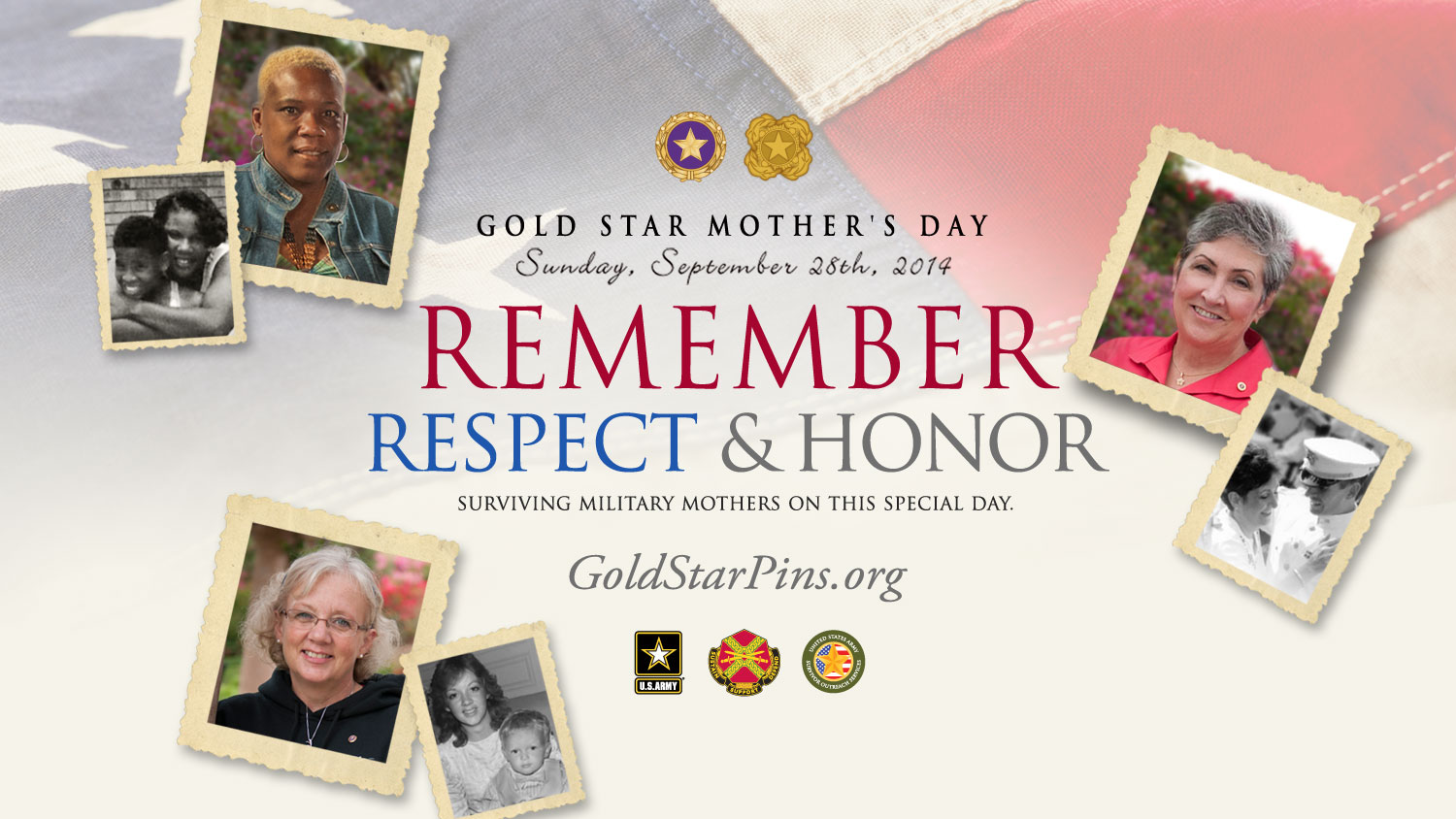 Gold Star Mothers Image