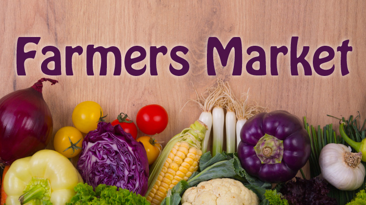 CDC - Farmers Market