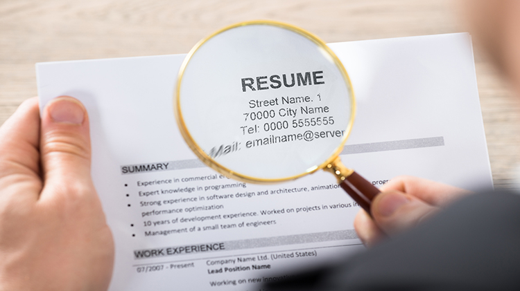 Resume Writing: Get Results