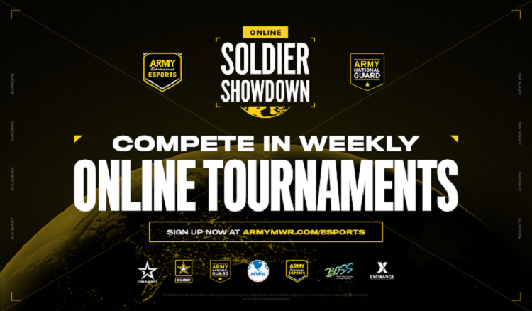 Esports Soldier Showdown
