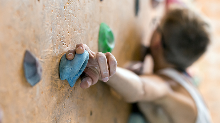 Indoor Rock Climbing: Intro to Climbing