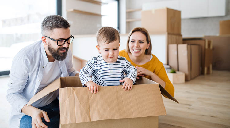 Preparing Children for a  Successful Moving Experience