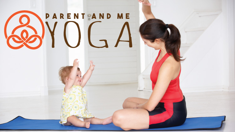 Mommy and Me Yoga for Stress Relief