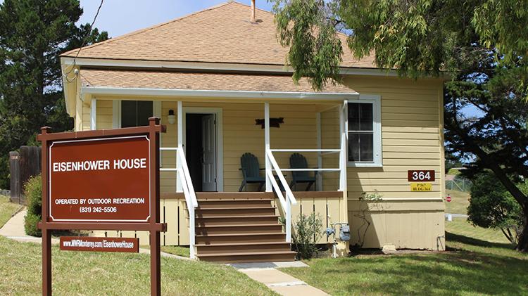 Eisenhower House Holiday Rental