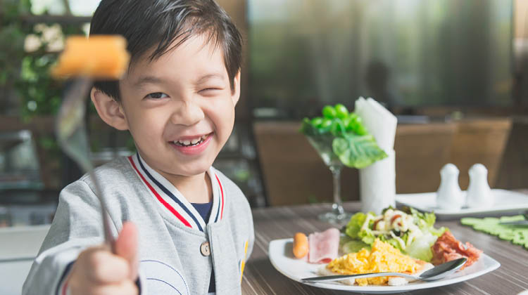 Nutrition for  Infants, Toddlers, and Preschoolers